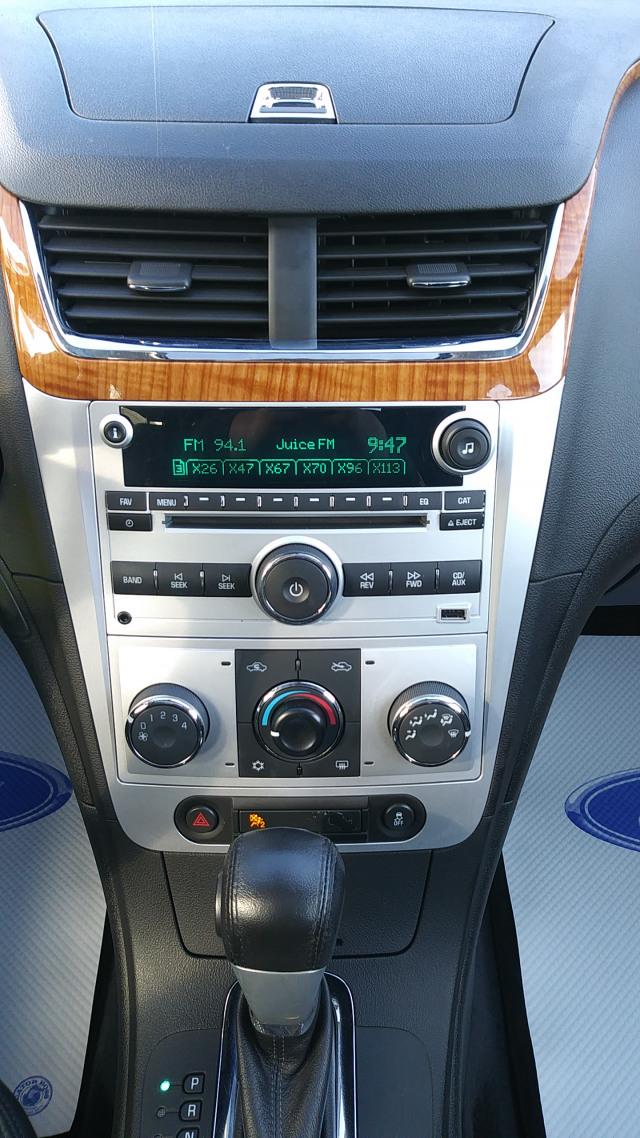 2012 Chevrolet Malibu LT Platium Edition