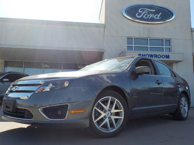 2010 Ford Fusion SEL