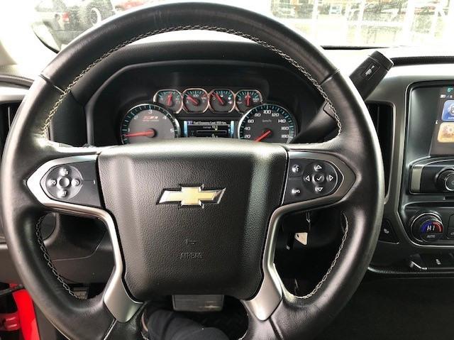 2017 Chevrolet Silverado 1500 LT/SHORT