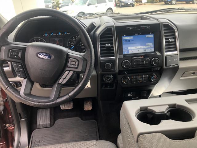 2016 Ford F-150 STYLESIDE SUPERC