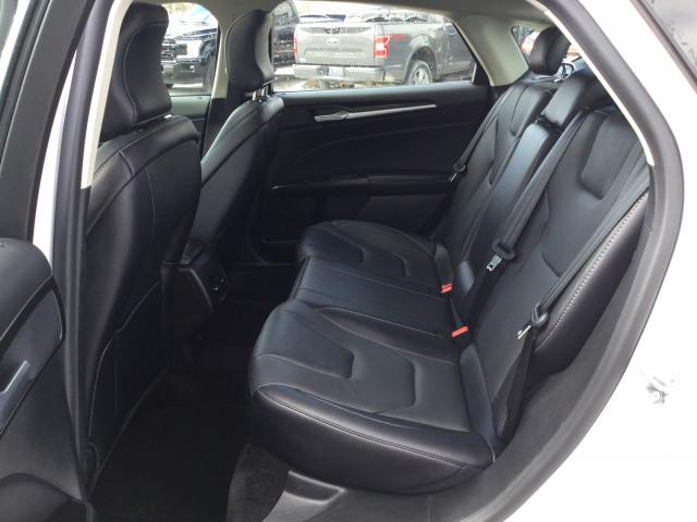 2018 Ford Fusion Titanium AWD