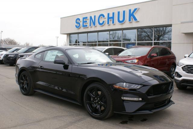 2019 Ford Mustang GT Premium Shadow Black, 5 0L Ti-VCT V8