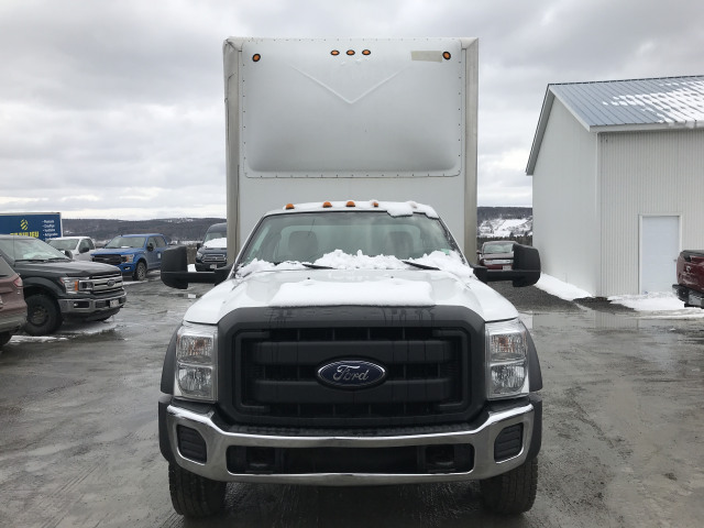 2012 Ford F-550 Chassis Cab DUTY