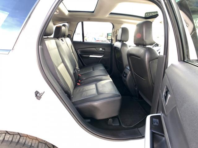 2013 Ford Edge Sport