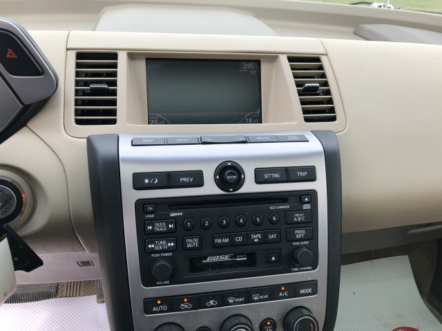 2003 Nissan MURANO SE