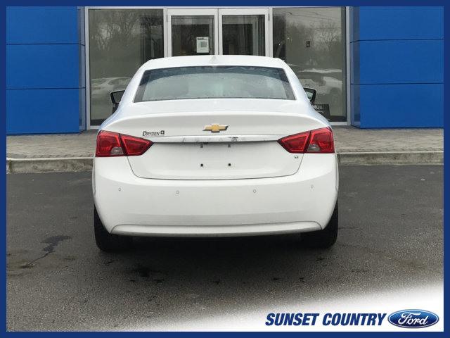 2016 Chevrolet Impala LT w/1LT