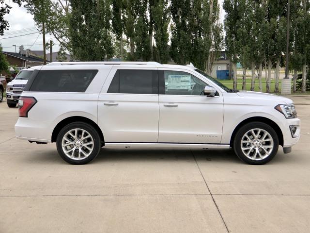2019 Ford Expedition Platinum MAX