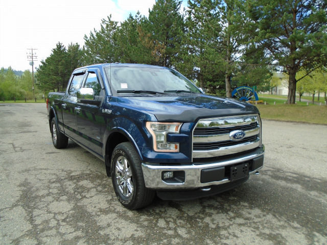 2015 Ford F-150 CREW ECOBOOST LARIAT 502 LOADED $185 WEEKLY ZERO DOWN