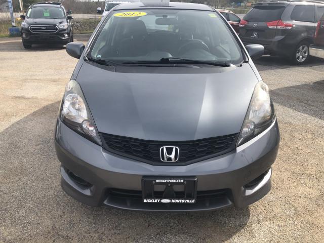 2012 Honda Fit Sport