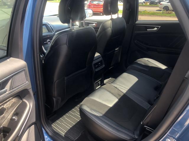 2019 Ford Edge ST Blue, 2 7L V6 24V GDI DOHC Twin Turbo | D