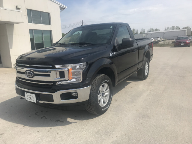 2018 Ford F-150 FX4