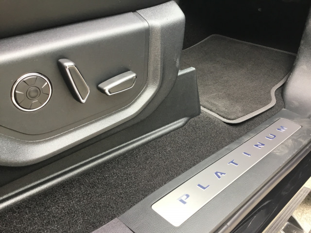 2019 Ford Super Duty F-250 SRW Platinum