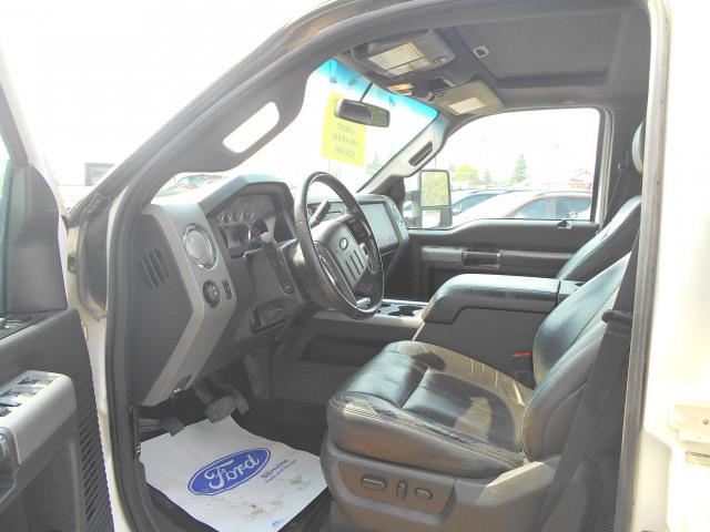 2012 Ford Super Duty F-350 SRW 4WD Crew Cab
