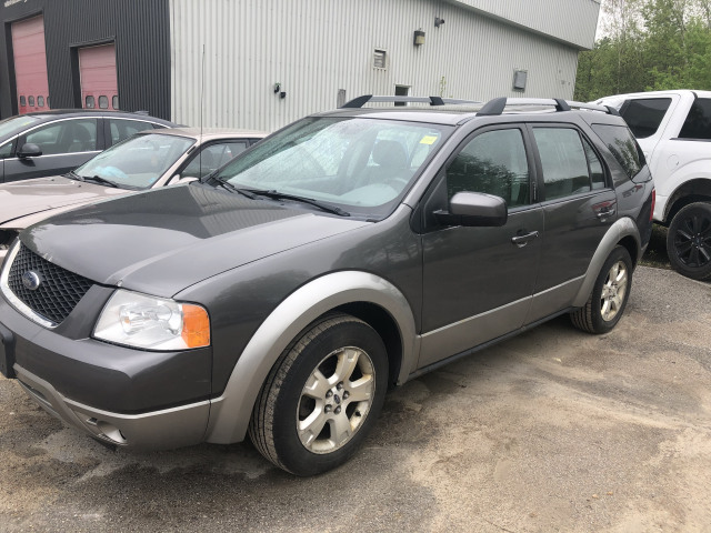 2006 Ford Freestyle Sel Asis Where Is