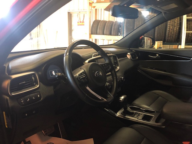2017 Kia Sorento SX+  - Sunroof -  Navigation - $216 B/W