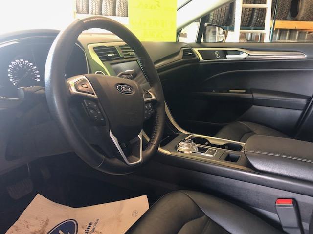 2017 Ford Fusion SE  - Bluetooth -  SiriusXM - $128 B/W