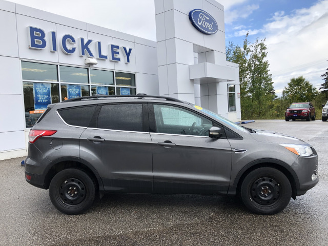 2013 Ford Escape SEL w/NAVIGATION, PANORAMIC ROOF, HEATED LEATHER