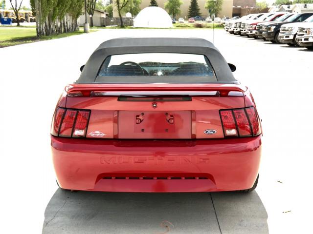 2002 Ford Mustang V6