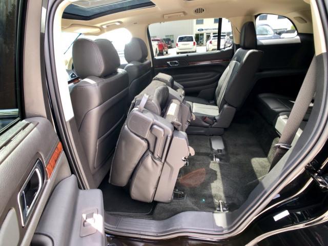 2018 Lincoln MKT Elite