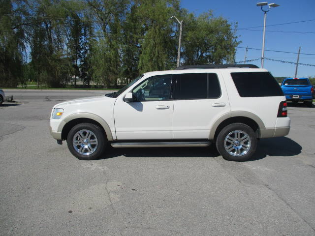 2010 Ford Explorer Eddie Bauer