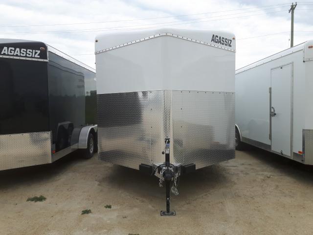 2019 Agassiz 101X20 CARGO BARN 14000 GVWR