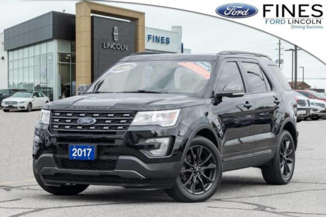 2017 Ford Explorer XLT / Sport & Tech Package