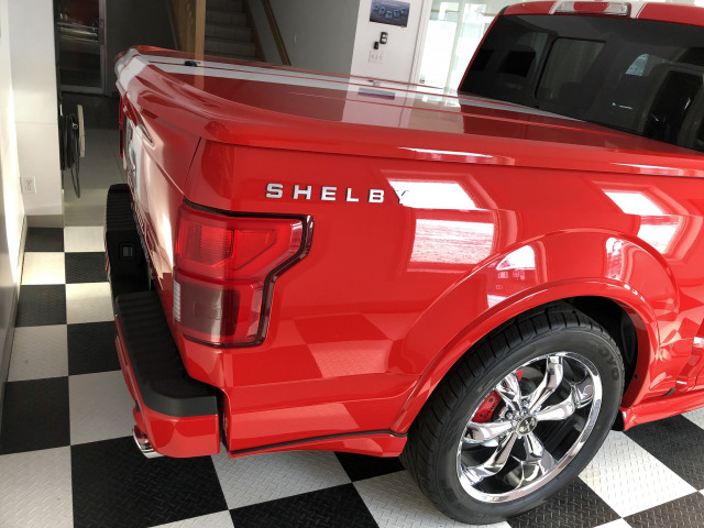 2019 Ford F-150 SHELBY (SUPERSNAKE)