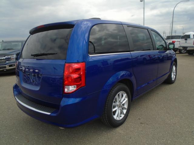 2019 Dodge Grand Caravan CVP/SXT