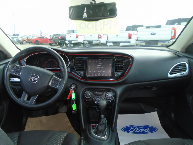 2014 Dodge Dart Aero