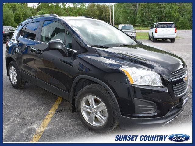 2014 Chevrolet Trax LT w/2LT