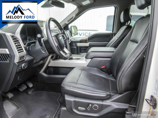 2016 Ford F-150 4X4-SUPERCREW LARIAT-157 WB