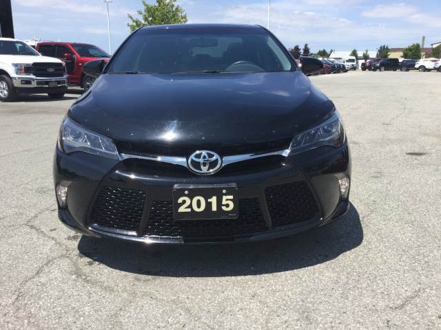 2015 Toyota Camry XSE FWD