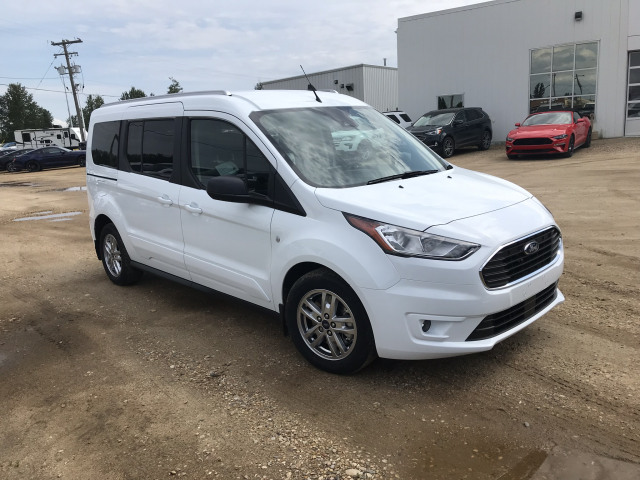 2020 Ford Transit Connect Commercial XLT