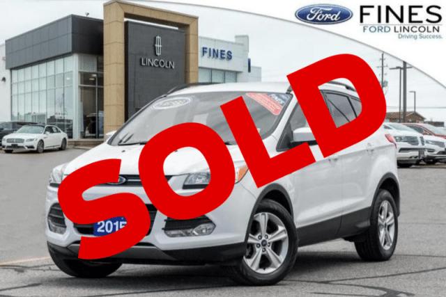2015 Ford Escape SE / Navigation