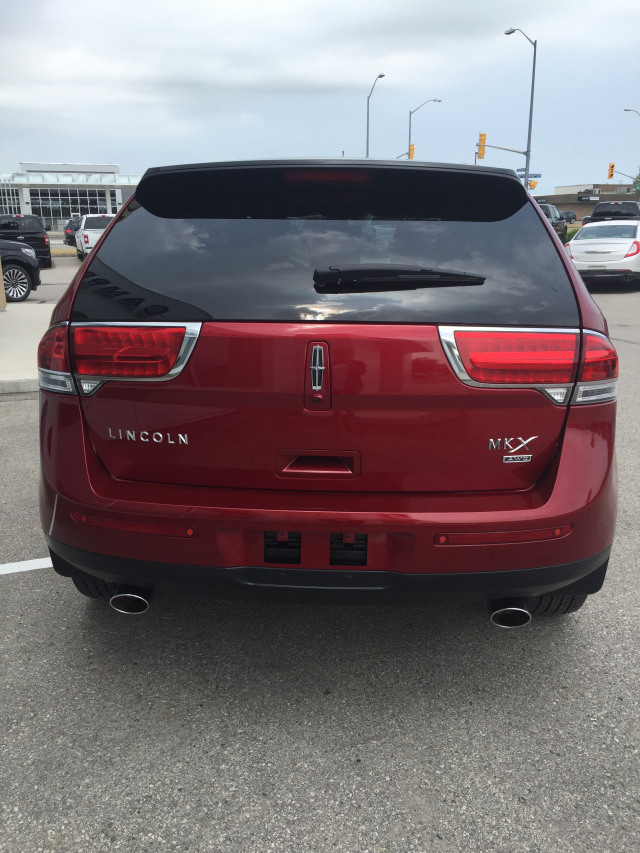 2013 Lincoln MKX Reserve