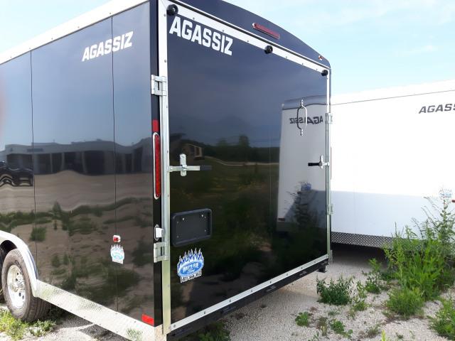 2019 Agassiz 101X20 CARGO RAMP 9900 GVWR