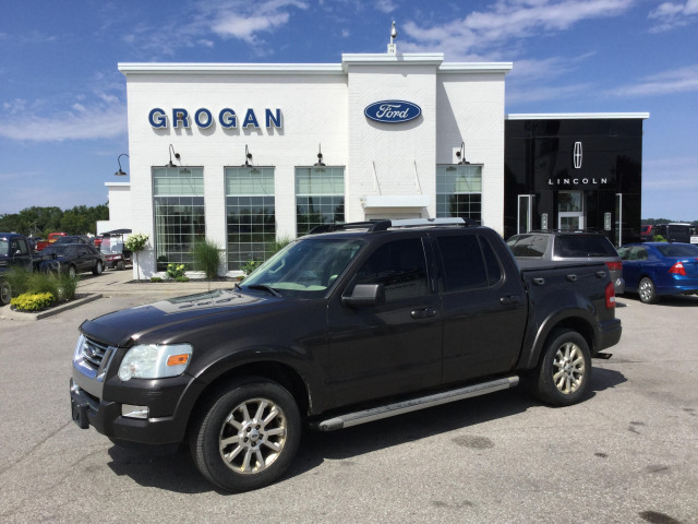2007 Ford Explorer Sport Trac Limited AWD