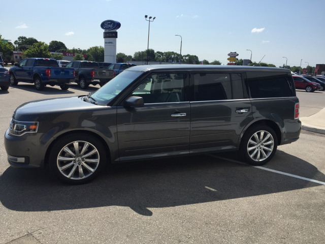 2018 FORD FLEX AWD
