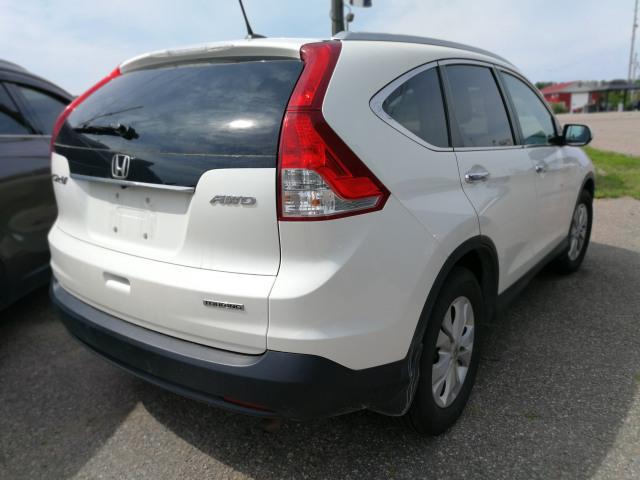2014 Honda CR-V Touring