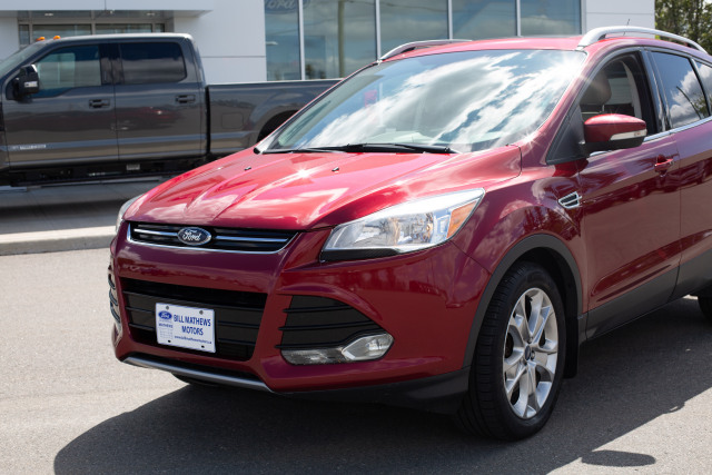 2015 Ford Escape Titanium