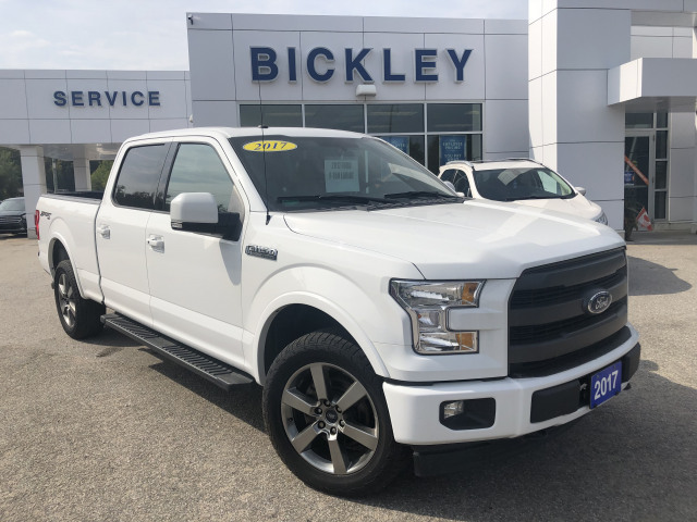 2017 Ford F-150 LARIAT  BLACK FRIDAY DEAL $43975