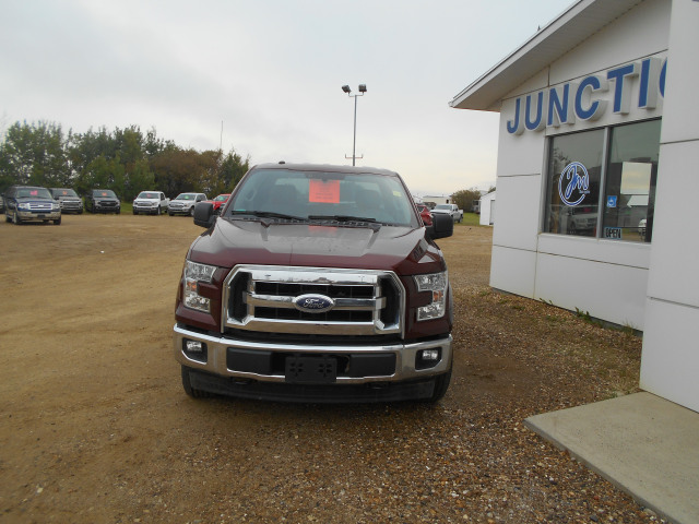 2017 Ford F-150 4WD SuperCab Styleside 6-1/2 Ft Box XLT
