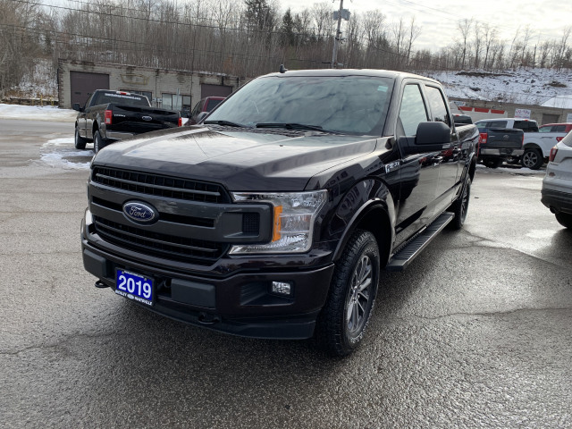 2019 Ford F-150 XL/XLT/LARIAT/King Ranch/Platinum