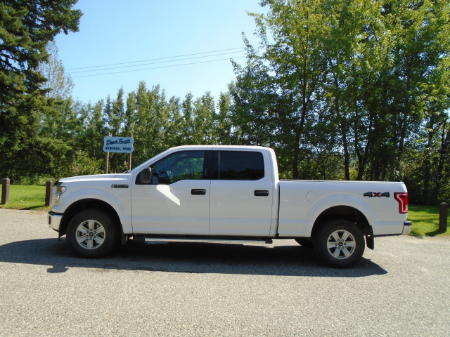 2017 Ford F-150 CREW  XLT 5.O L LADY OWNED $279.00 B/W ZERO DOWN