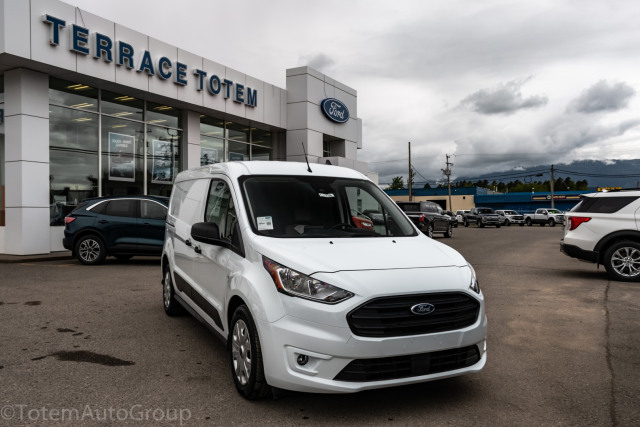2020 Ford Transit Connect XLT Cargo Van