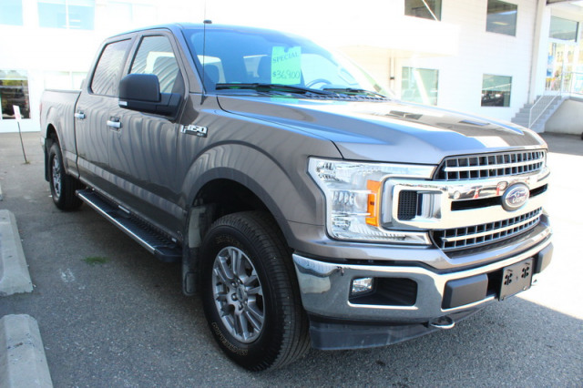 2018 Ford F-150 301A