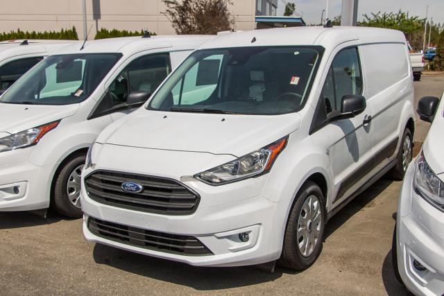 2019 Ford Transit Connect XLT Cargo Van