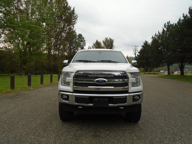 2017 Ford F-150 CREW ECOBOOST LARIAT 4 INCH LIFT $189.00 WEEKLY ZERO DOWN
