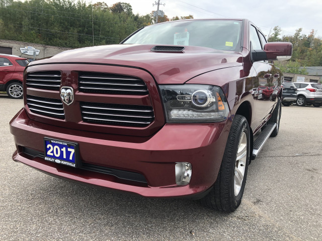 2017 RAM 1500 SPORT  BLACK FRIDAY DEAL $36433