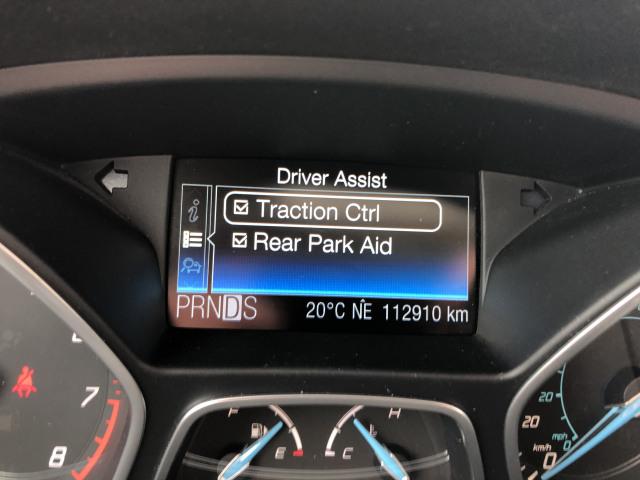 2012 Ford Focus TITANIUM w/HEATED LEATHER, MOONROOF, NAVIGATION